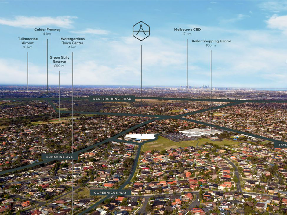 Copernicus Aspect Residences Melbourne Plan