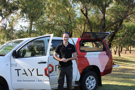 Taylors Sponsor 18th Hole Longest Drive at PCA Golf Day