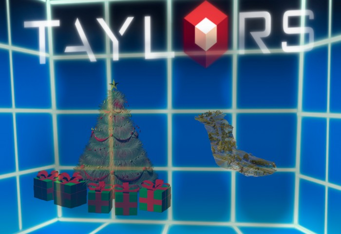 Virtual and Augmented Reality Arrives at Taylors