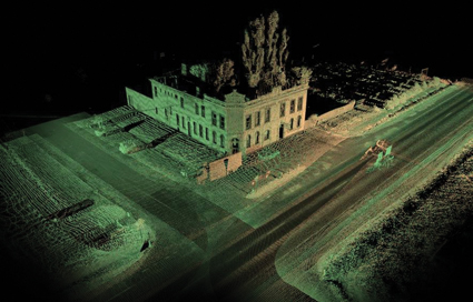 Surveying the Broadband Superhighway at Road Speeds, Vehicle Mounted LIDAR Surveys for the NBN