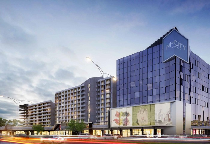 M-City: Melbourne's newest and largest mixed-use development