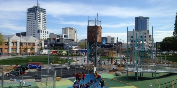 Christchurch – Margaret Mahy Playground
