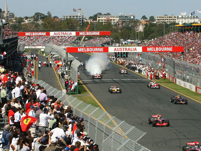 What it takes to build the Grand Prix