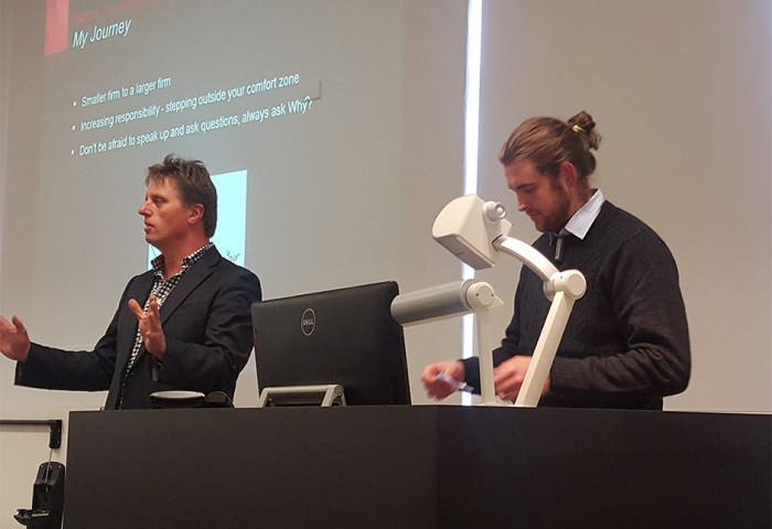 Communication in the Workplace: RMIT Student Presentation