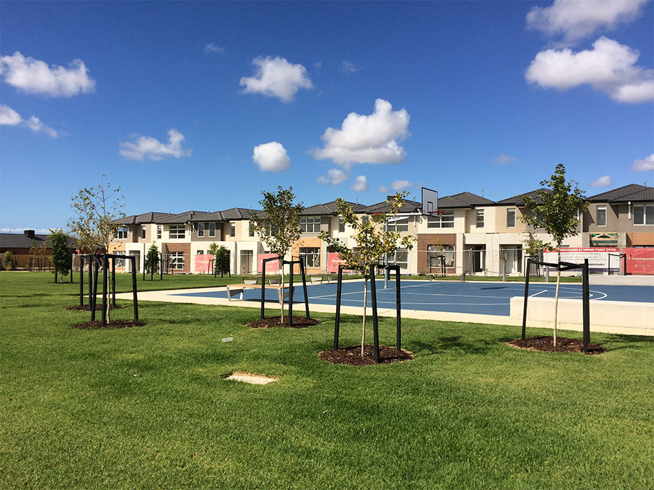 Upper Point Cook Townhouses Reality
