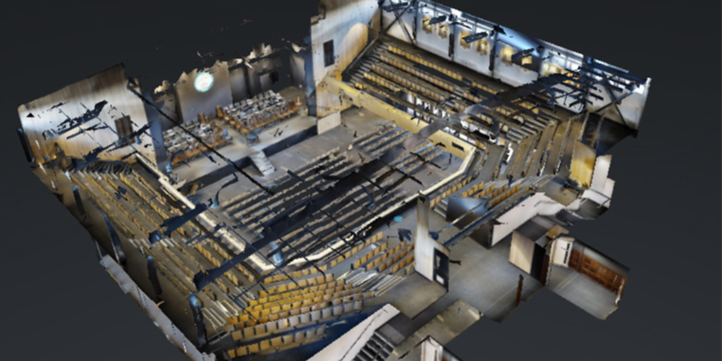 The possibilities of indoor reality capture using matterport are boundless