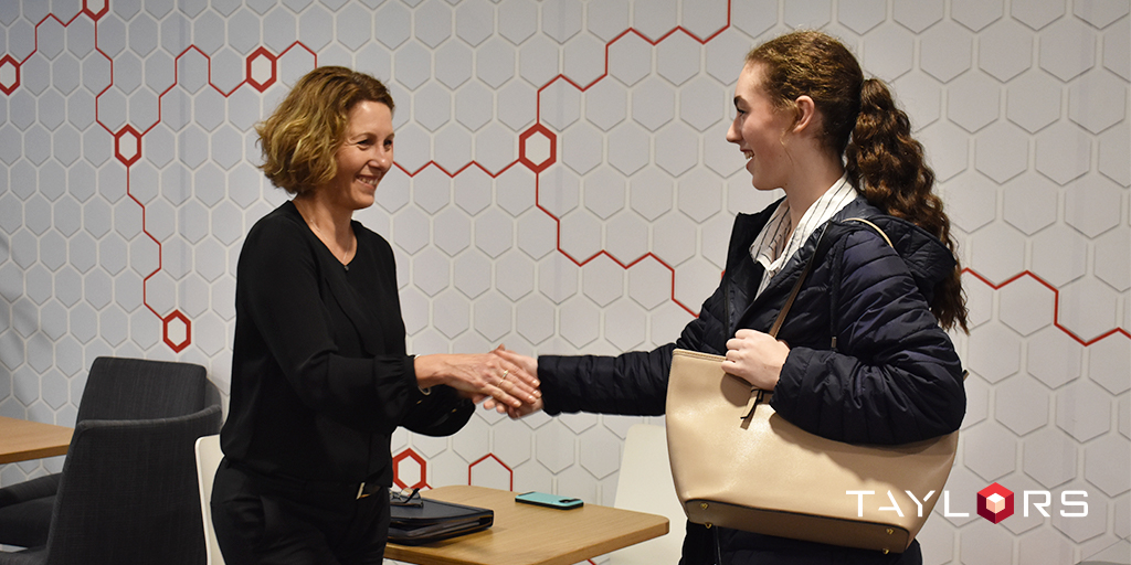Work experience provides students with a real life experience and gives them visibility to the working environment.