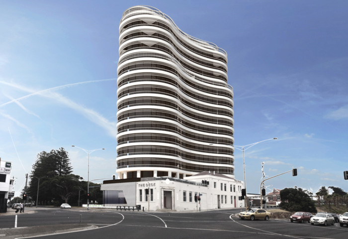 Frankston City Council approves 17-storey apartments, overlooking Port Phillip Bay